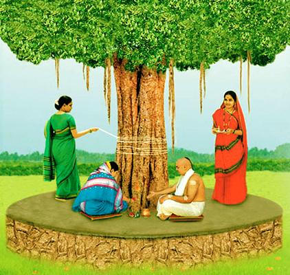 Vat-Savitri-Puja-2010-Vrat-Purnima-fasting