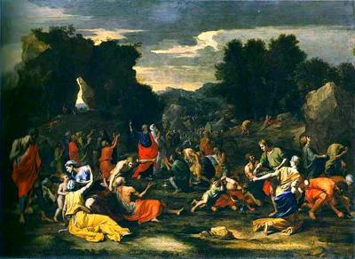 Poussin_The_Israelites_Gathering_the_Manna_1639