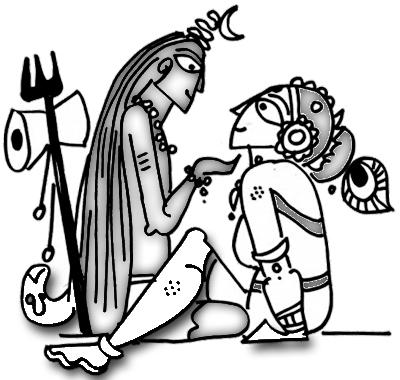 Parvati story shiva The Hindu