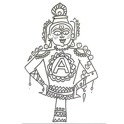 krishna avenger